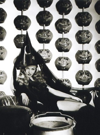 Veronica Lake Halloween