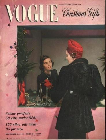 Vogue December 1940
