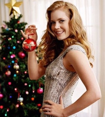 Amy Adams Christmas