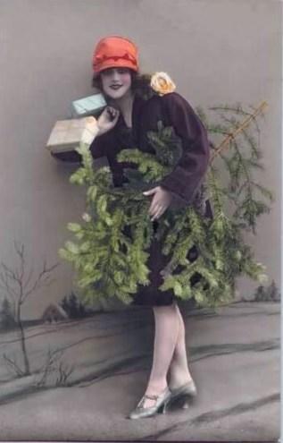 Christmas 1920s