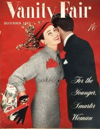 Vanity Fair December 1950s
