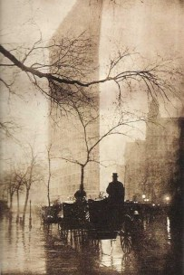 Flatiron building, New York City, 1904