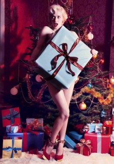 Charlotte Olympia Christmas collection 2012