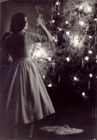 Christmas party 1954