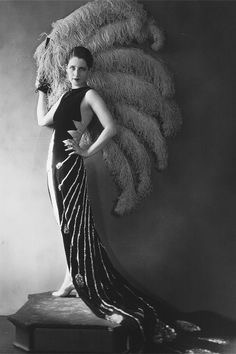 Norma Shearer for Upstage 1928
