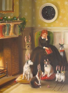 Janet Hill christmas