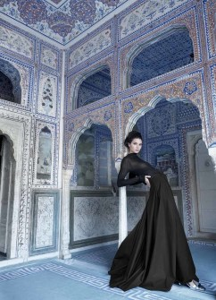 Kendall Jenner by Mario Testino in Jaipur