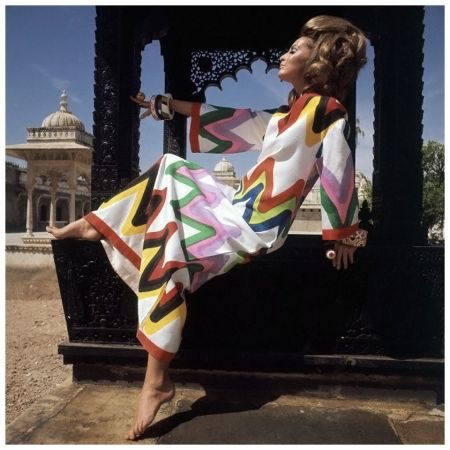 Samantha Jones by Henry Clarke 1967