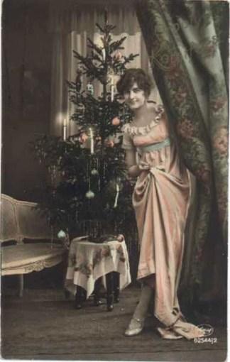 Christmas 1900s