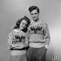 Christmas Life magazine in 1940s