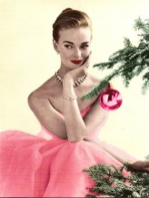 Christmas in 1950s