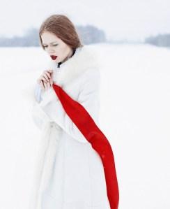 Winter by Dorota Górecka