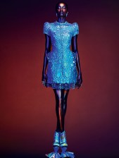 'All That Glitter', lensed by Andrew Yee for Hunger Magazine