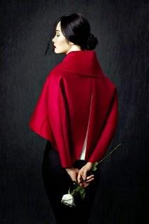 une rose Zhang Jingna