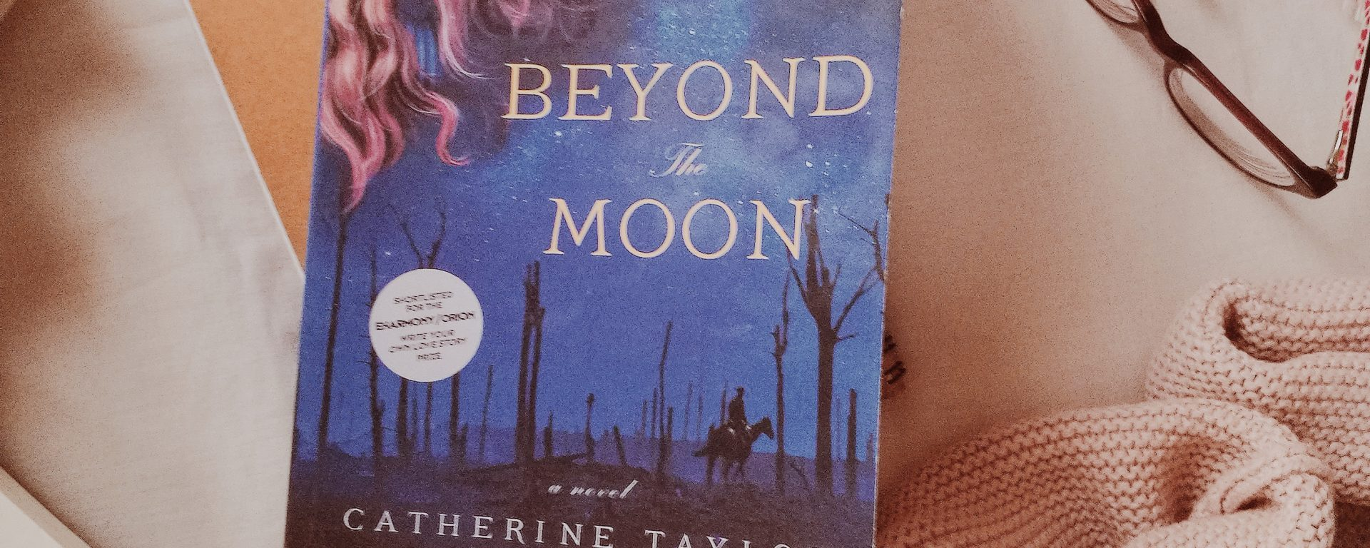 beyond the moon, historical fiction romance, time travel book review, bookstagram , book blogger
