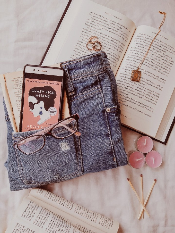 crazy rich asians by kevin kwan book review, book blogger, diverse reads, romance bookstagram
