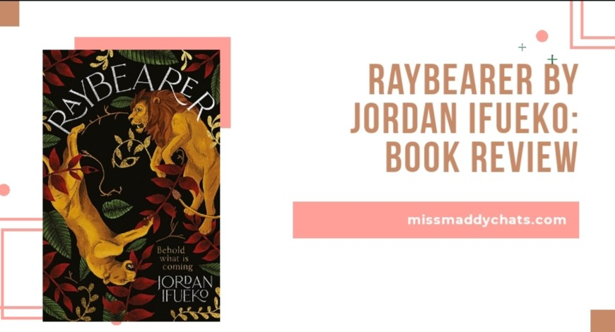 rarybearer by jordan ifueko, diverse books by black authors, black authors, ya fantasy, new release books, goodreads, book blogger, bookstagrammer, blog tour, bookstagram tour