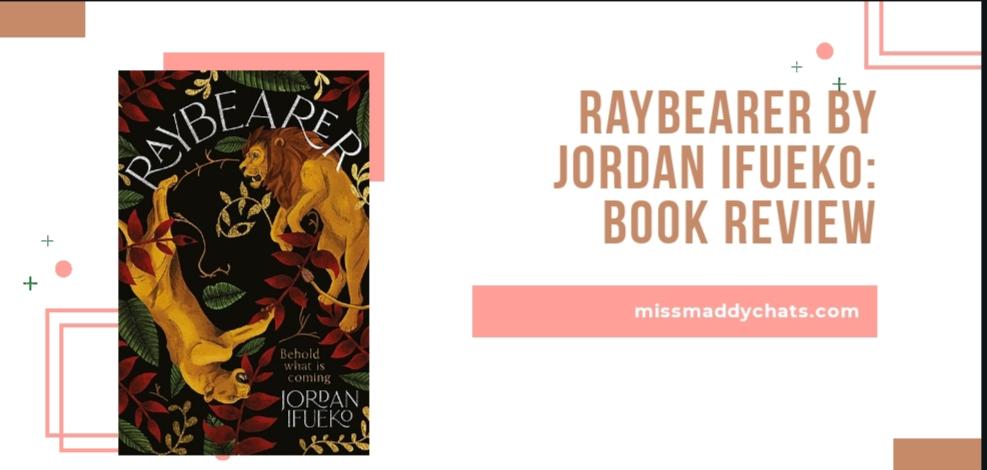 rarybearer by jordan ifueko, diverse books by black authors, black authors, ya fantasy, new release books, goodreads, book blogger, bookstagrammer, blog tour, bookstagram tour