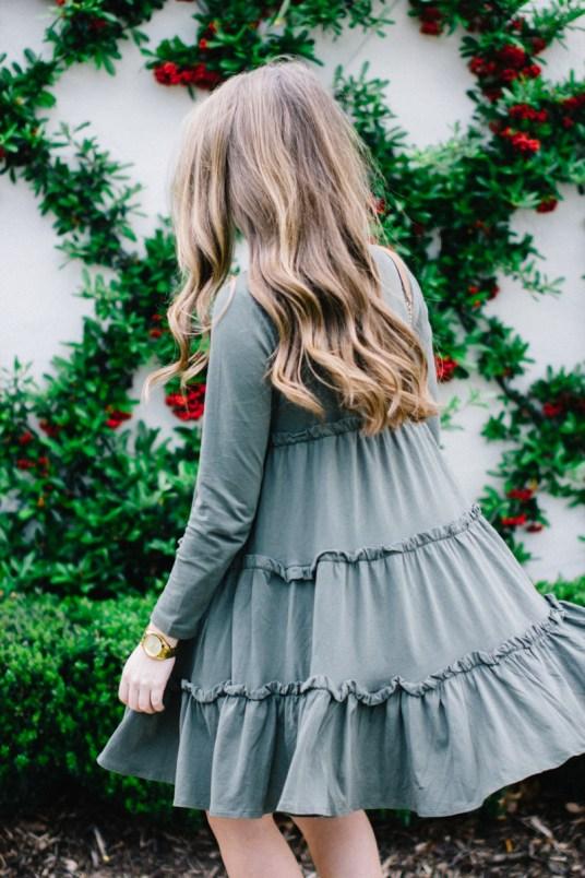 Spring Dress Details