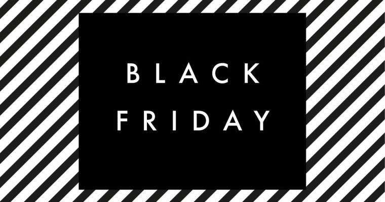 Black Friday- Cyber Monday Sales