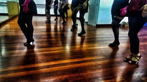 La Escuela de Burlesque, Seducción y Variedades. Madrid. Desde 2007.