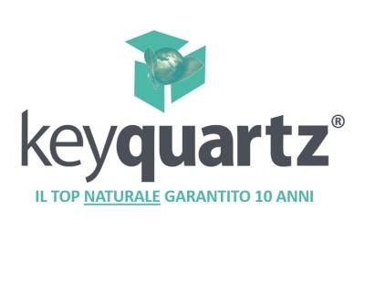 Keyquartz - Rivenditore ufficiale - top in quarzo naturale