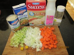 Cream of chicken soup ligth 007