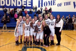 East's 1st District title!