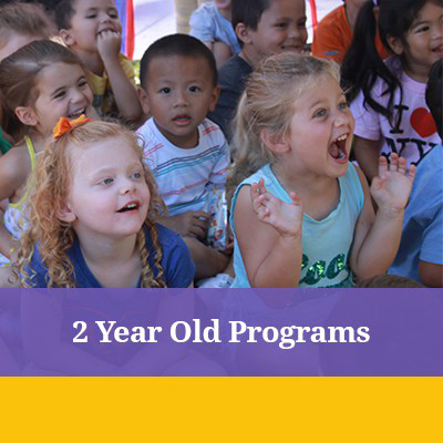 2-Year-Old Programs