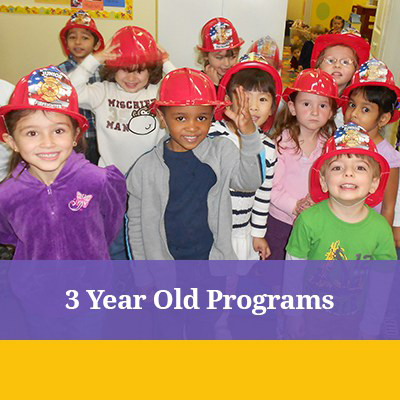 3-Year-Old Programs