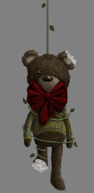 teddy colour