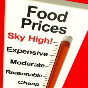 Food Price Meter