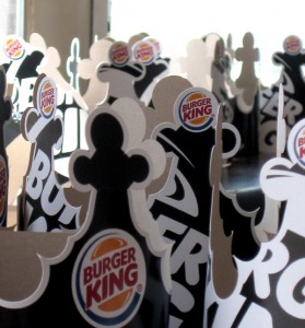 King of the fast food industry: Not the most prestigious title