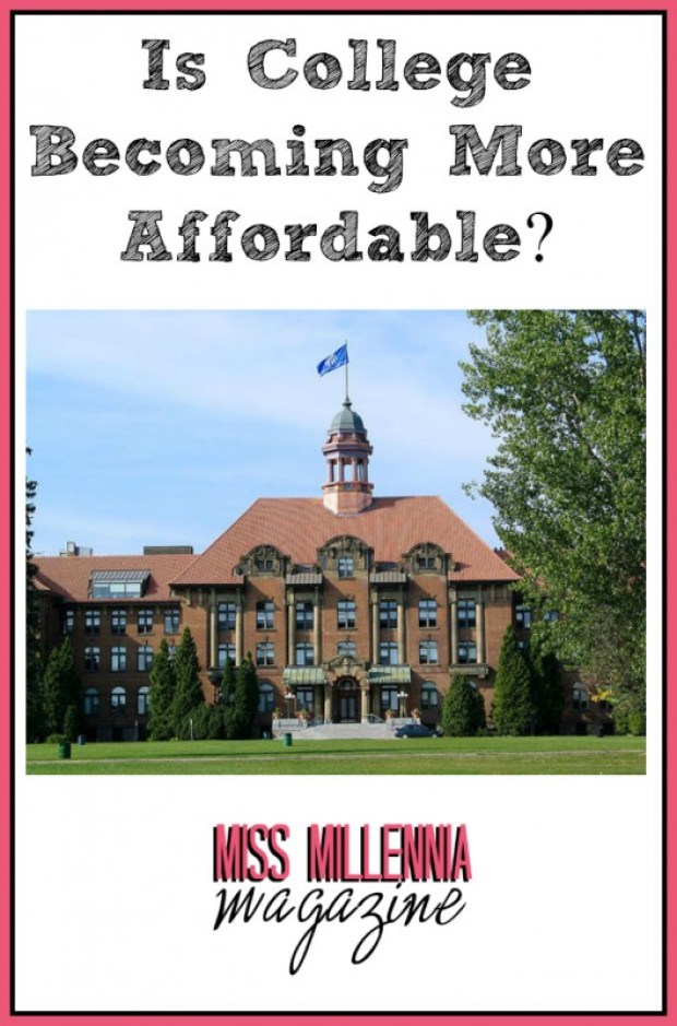 Is College Becoming More Affordable?
