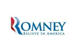 Romney campaign logo