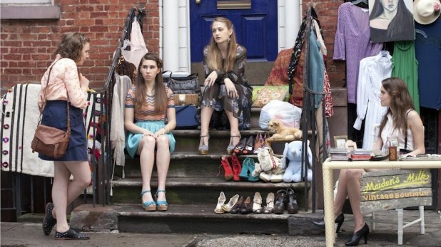 HBO's Girls season 2