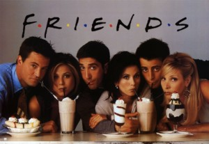 Why the TV Show Friends Applies to Gen Y