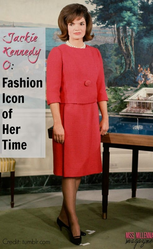 Jackie Kennedy O: Fashion Icon of Her Time