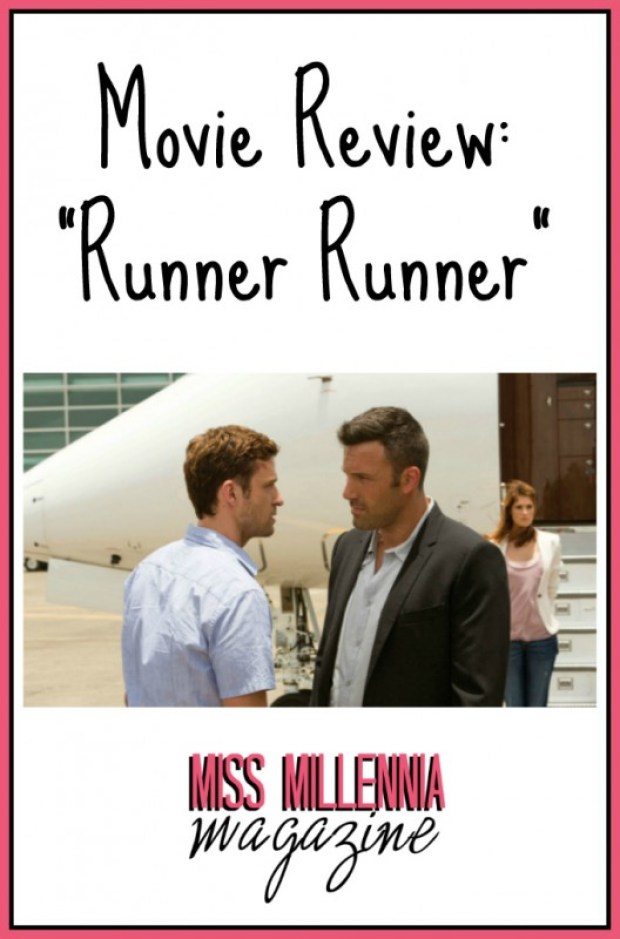 "Movie Review: ""Runner Runner"""