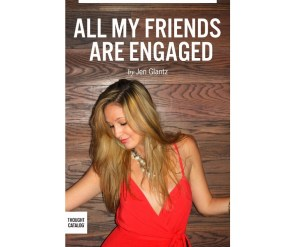 all my friends are engaged book cover