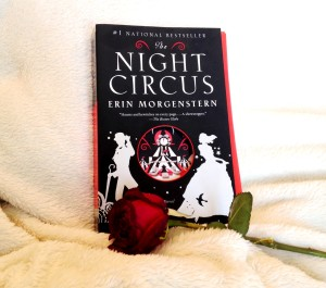 The Night Circus by Erin Morgenstern. Photo Courtesy of Selene Sorto.