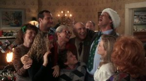 Christmas Vacation, Griswold family