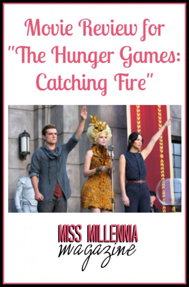 """Movie Review for """"The Hunger Games: Catching Fire"""""""