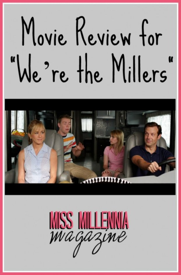 "Movie Review for ""We're the Millers"""