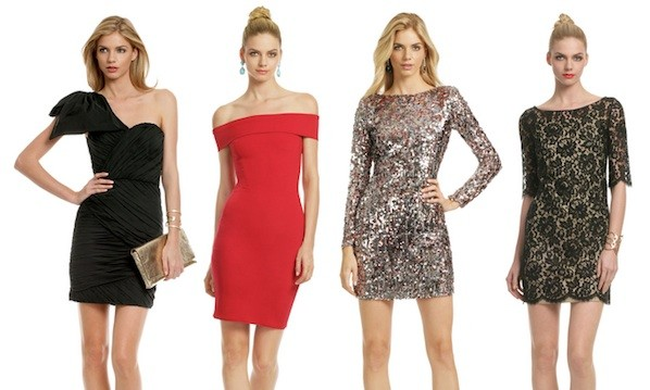 All That Glam: 12 Killer Holiday Party Dresses
