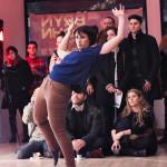 Yuliya Romanskaya of Bryn Cohn and Artists Dances a Solo; photo credit: Jaqi Medlock