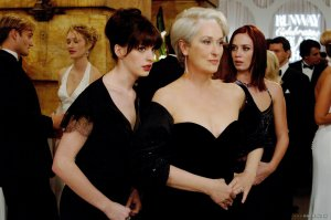 devil wears prada scene