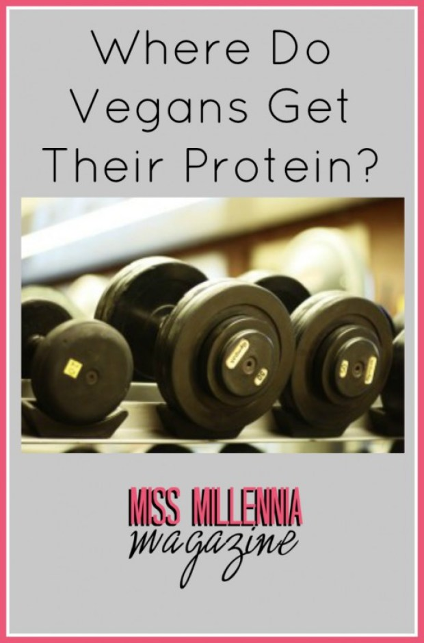 Where Do Vegans Get Their Protein?