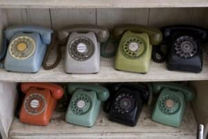 Vintage-Phones