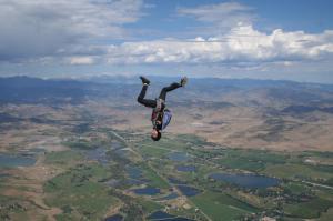 clair marie jumping
